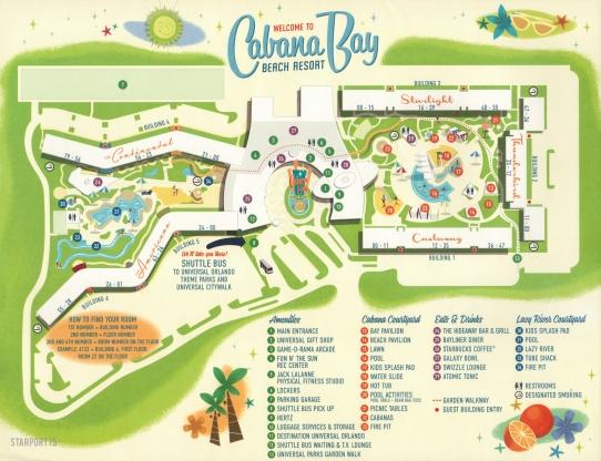 Cabana_Bay_Map